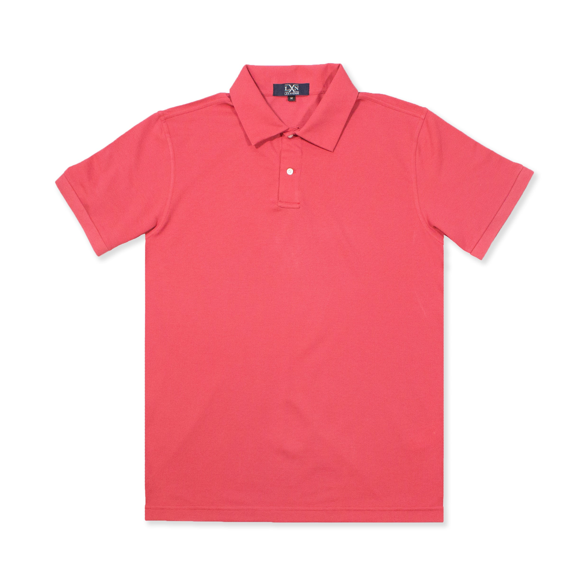 polo shirt (red)