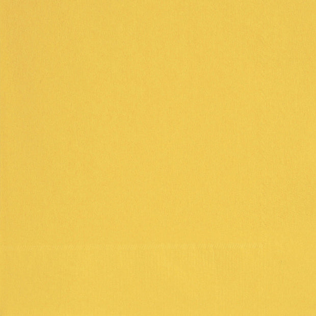 Yellow Square Paper Napkins 33cm (20 Pack)