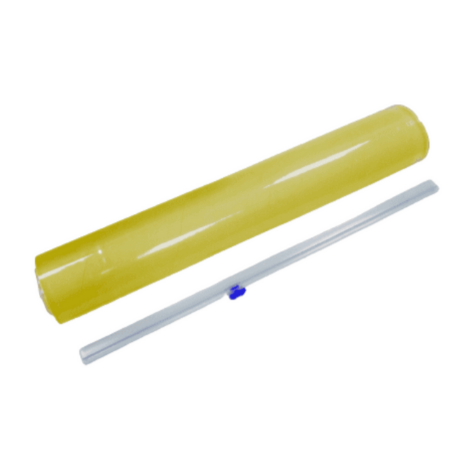 Cling Film Roll With Slide-Cutter (300 Metres) - 2 Sizes Available