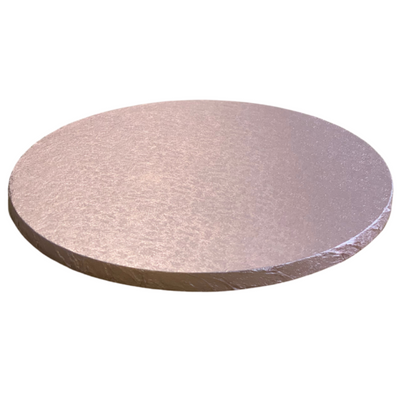 Round Cake Drum Board Rose Gold - All Sizes