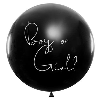 "BOY - Gender Reveal Giant Balloon (36"")"
