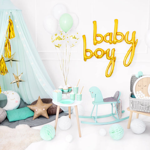 Baby Gold Foil Balloon