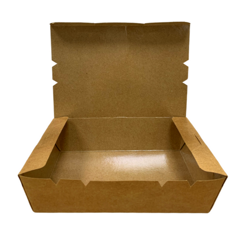 Kraft Brown Boxes (Pack of 10) - 3 Sizes Available