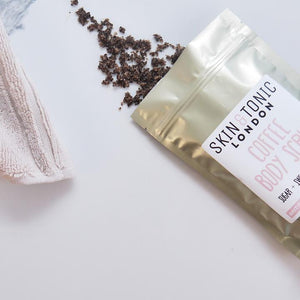 Coffee Body Scrub by Skin & Tonic London - Happy Pantry