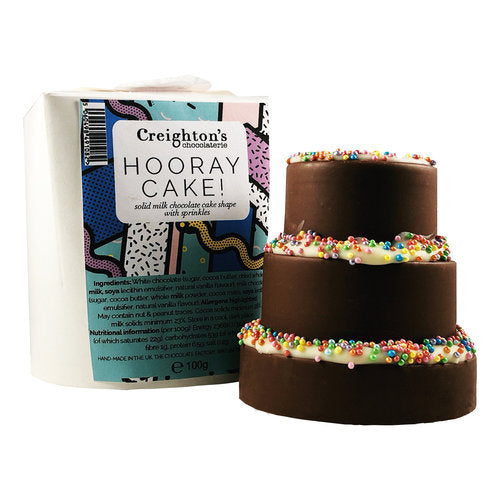 HOORAY CAKE! - Happy Pantry
