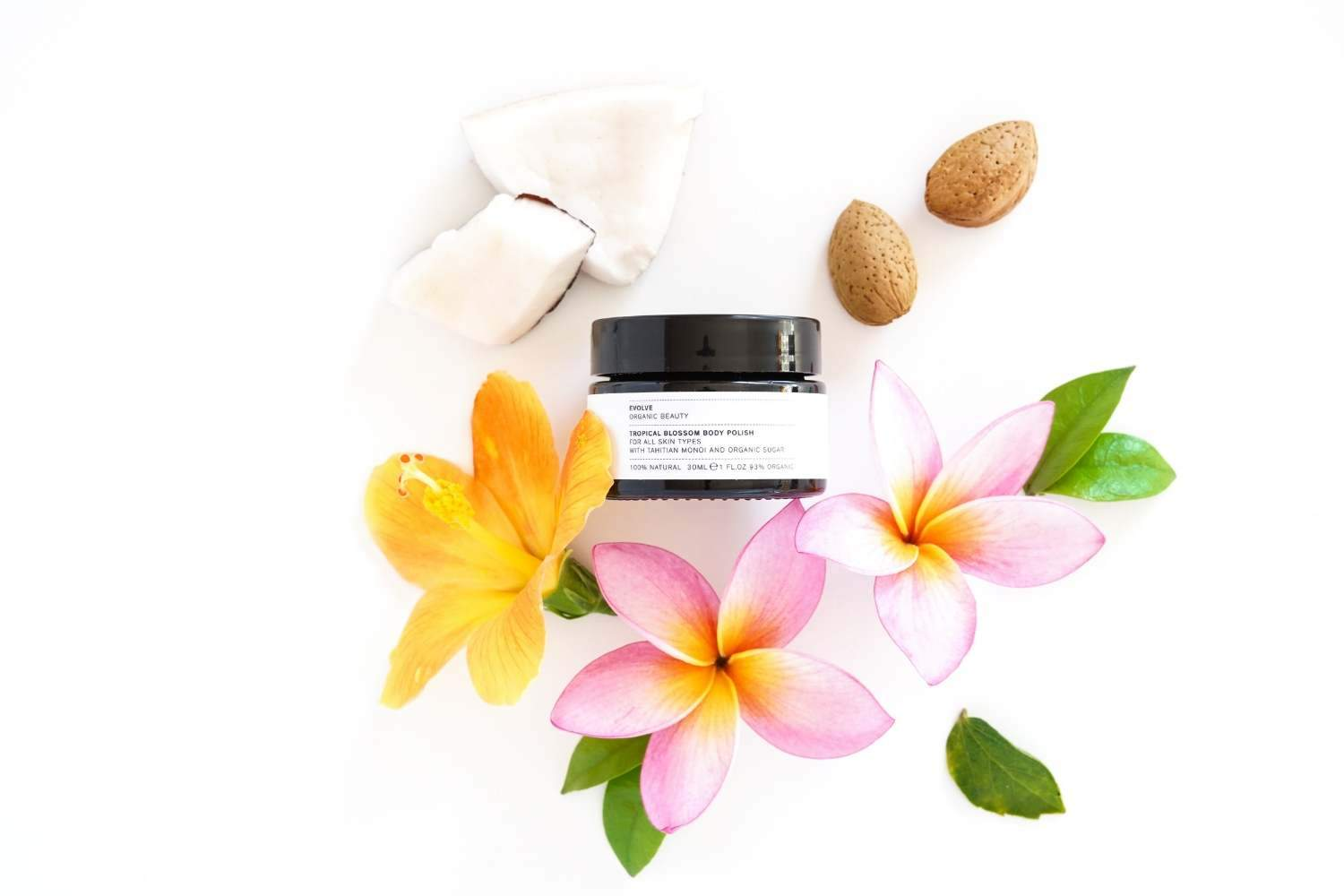 Tropical Body Butter by Evolve Organic Beauty