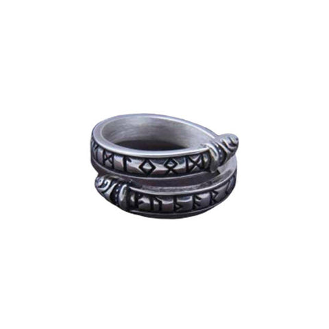Bague Viking Dragon