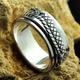 Bague Dragon Viserion