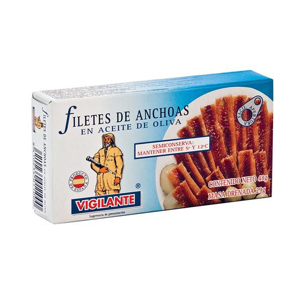 Anchoas en Filete
