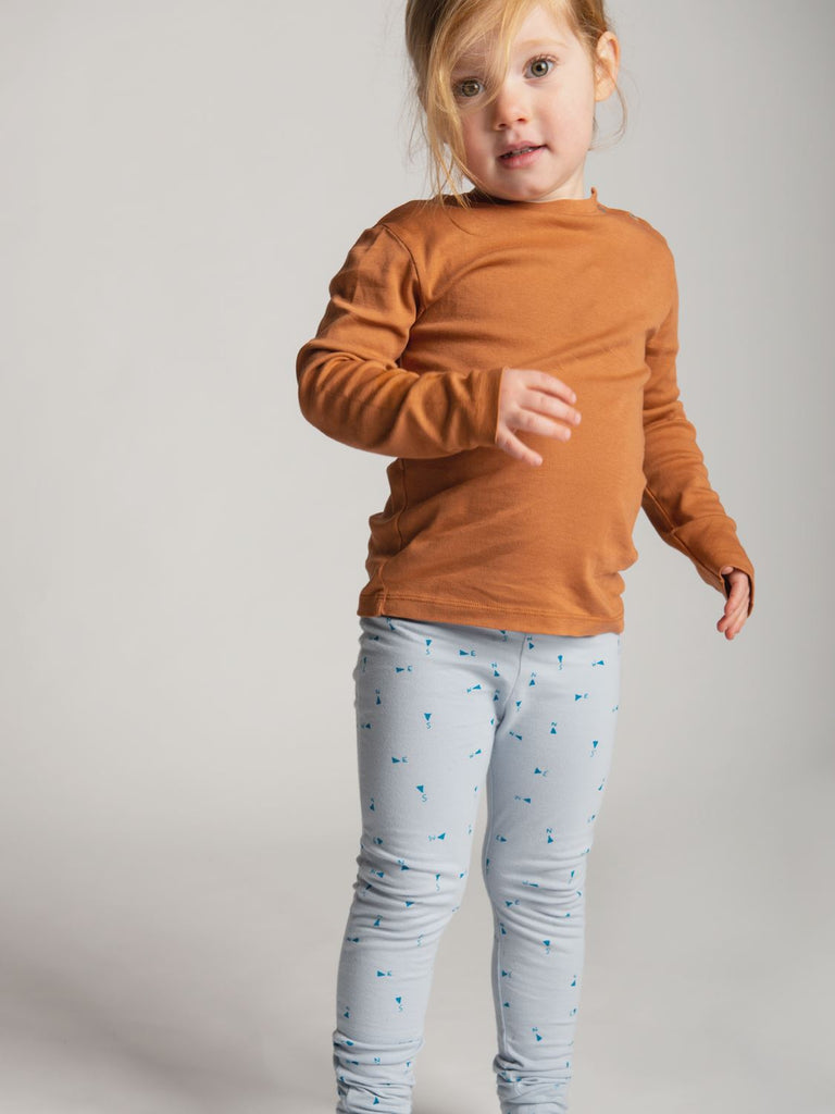 Compass Leggings Leggings Cub & Pudding