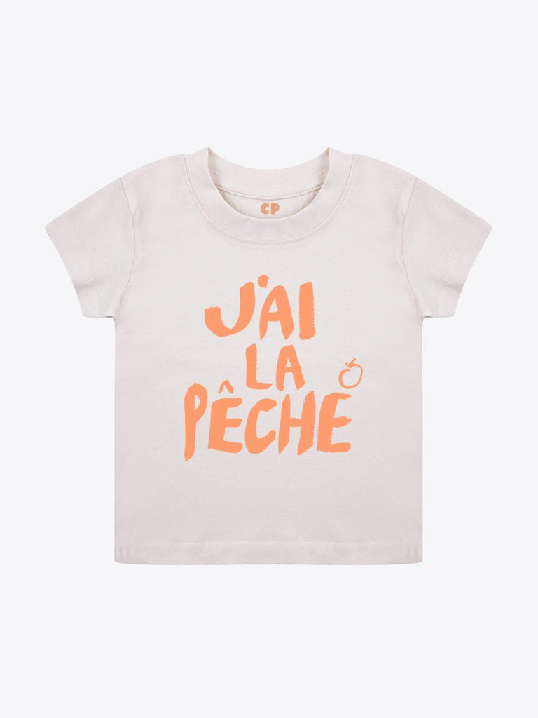 J'ai La Pêche T-shirt - Toddler T-shirt Cub & Pudding