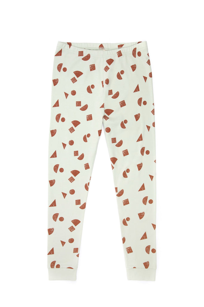 Scatter Shapes Adult Pyjamas Pyjamas Cub & Pudding