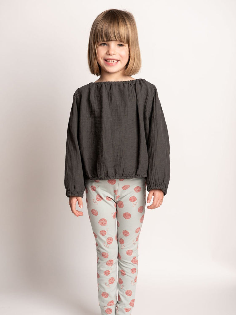 Wool Ball Leggings Leggings Cub & Pudding