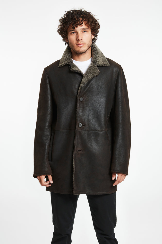 #314 Contemporary Shearling