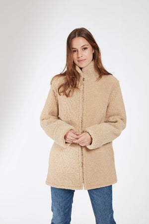 Load image into Gallery viewer, #108 Cozy Shearling Lamb Shown in Malt