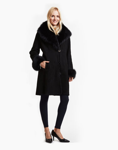 Shearling luxury #9227
