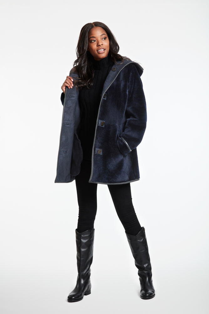 #968HD Essential Merino Shearling  SALE $895