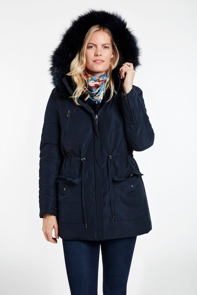 #668 Reversible Anarak Parka Close Out $650