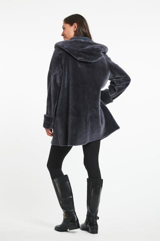 Suede sublime #877G Shearling