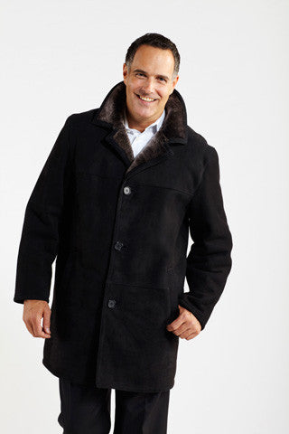 Two Cut Classic Coat #609