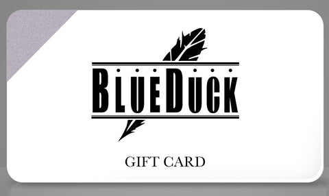 Blue Duck Gift Card