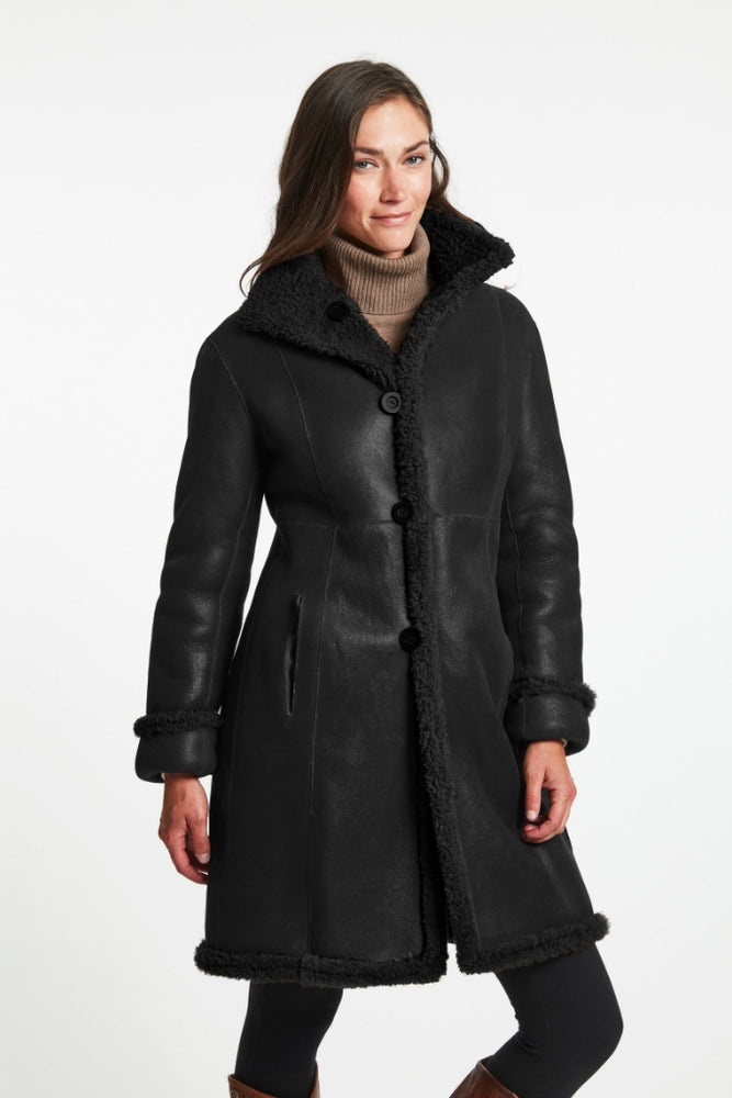 #2917C  Warm Reversible Shearling  $a596 46% off now $745