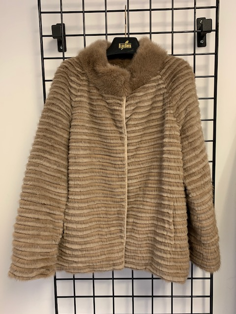 Reversible Mink Jacket  One of akind  SIZE S   $375 no addtional discount
