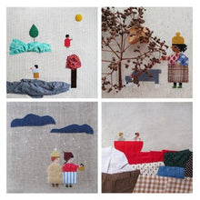 Load image into Gallery viewer, Samantha Purdy Needlecraft Postcard Sets