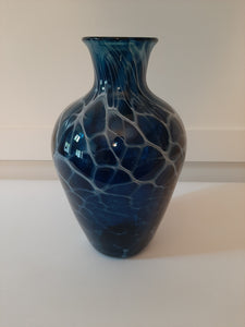 Amphora Blown Glass Vases