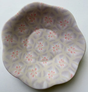 Nerikomi Porcelain Mini Dishes