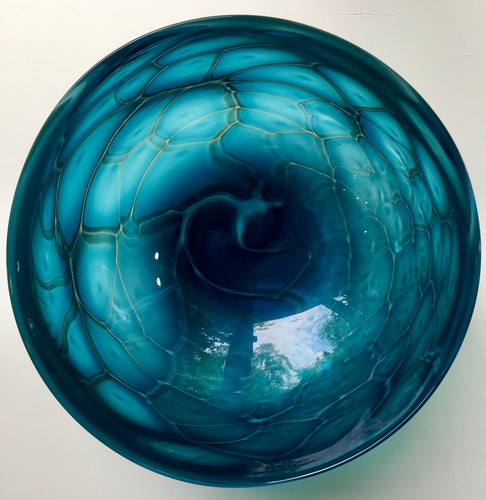 Blown Glass Bowls