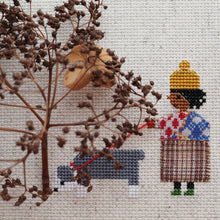 Load image into Gallery viewer, Cross Stitch Workshop and Pop-Up With Samantha Purdy Needlecraft