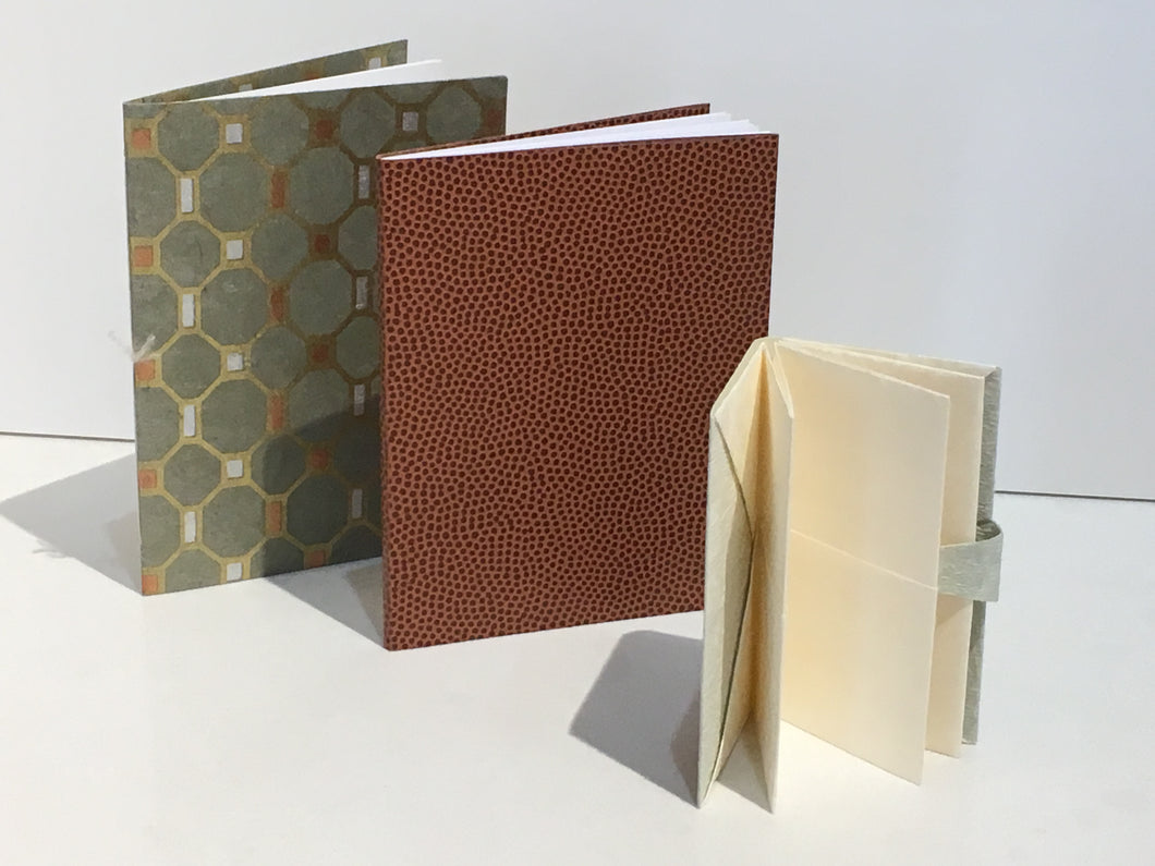Introduction to Bookbinding with Leslie Drisdale