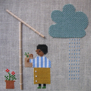 Cross Stitch Workshop and Pop-Up With Samantha Purdy Needlecraft