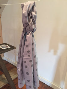 Breezy Silk & Cotton Blend Scarves