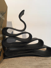 Load image into Gallery viewer, Hand-Forged Steel Bookends