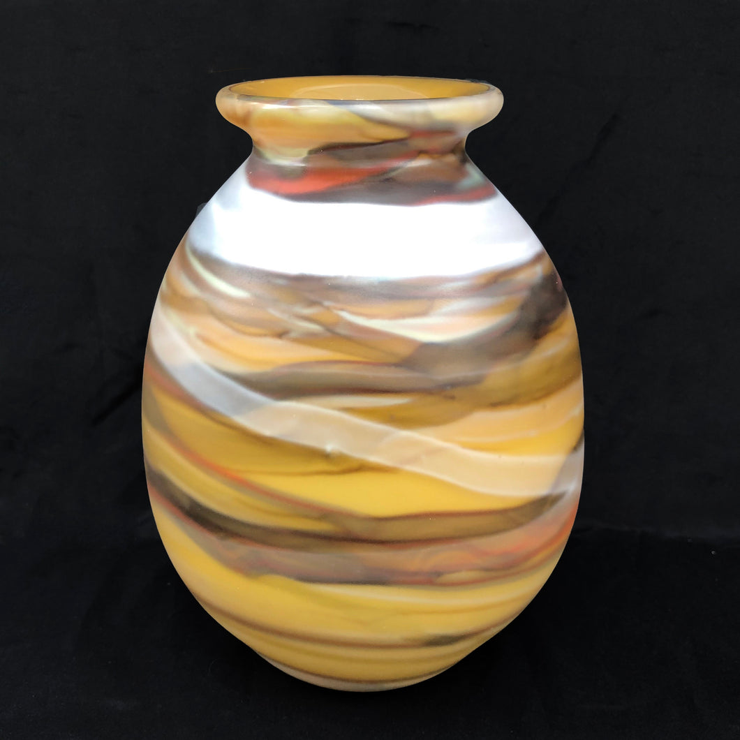 Sediment Series Vases