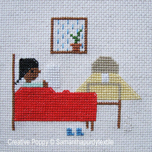 Samantha Purdy Needlecraft Cross-Stitch Kits