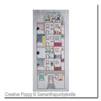 Load image into Gallery viewer, Samantha Purdy Needlecraft Cross-Stitch Pattern