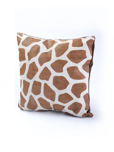 Animal Print Cushion Jirafa 1