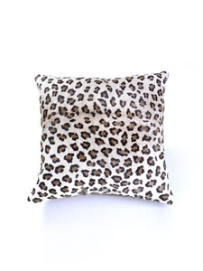 Animal Print Cushion Leopardo 1