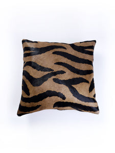 Animal Print Cushion Tigre