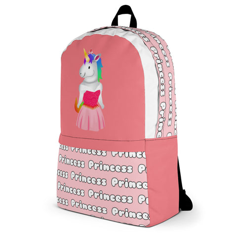 Unicorn Princess Backpack by Sovereign