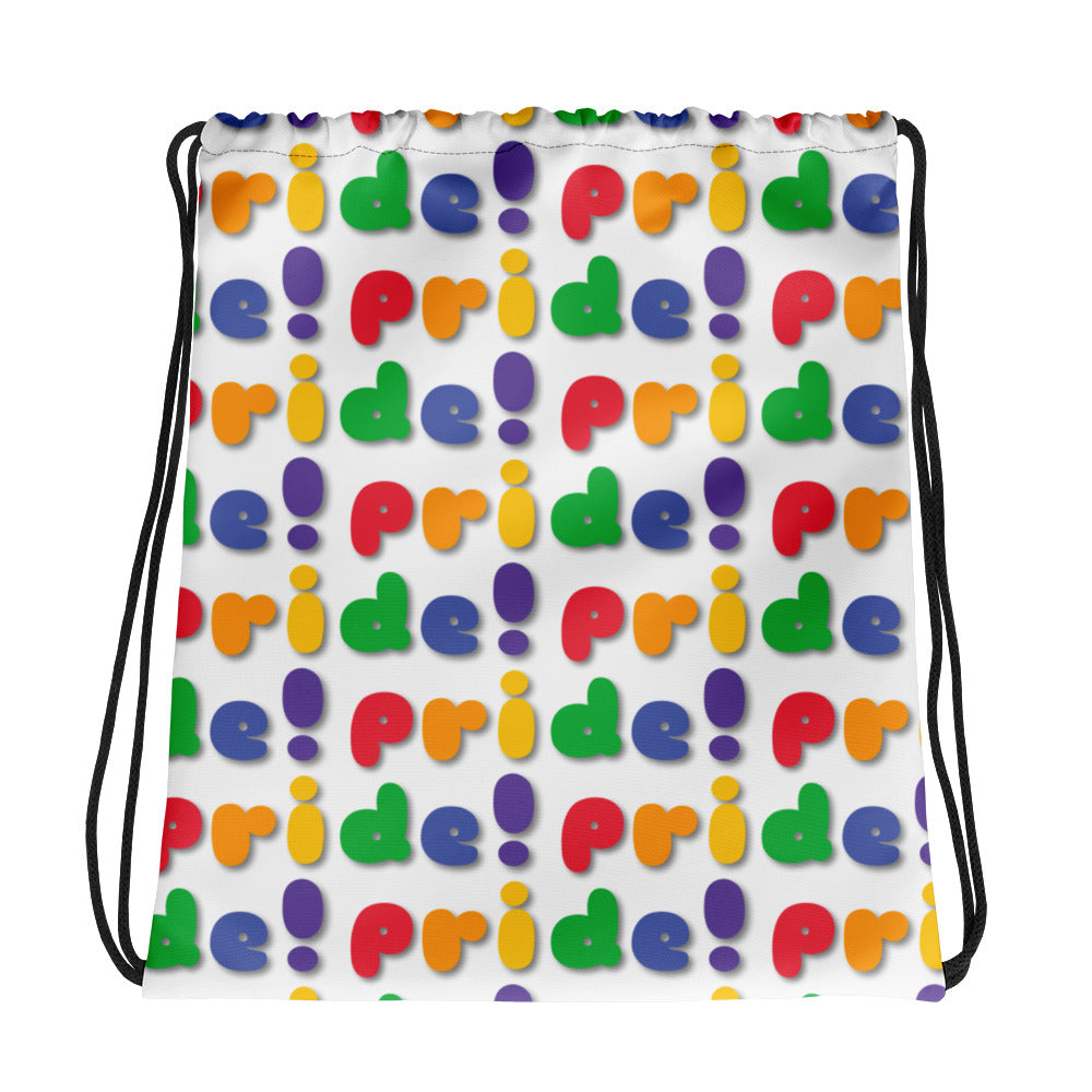 Pride Drawstring Bag by Sovereign