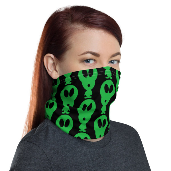 Alien Neck Gaiter by #unicorntrends
