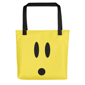 Surprised Tote Bag by #unicorntrends
