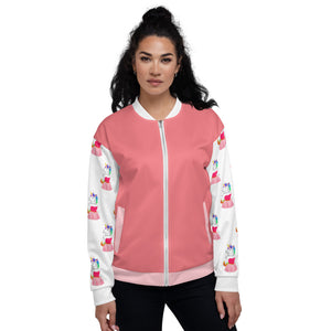 Unicorn Princess Bomber Jacket by Sovereign
