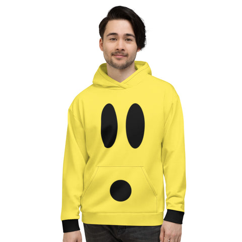 Surprised Unisex Hoodie by #unicorntrends
