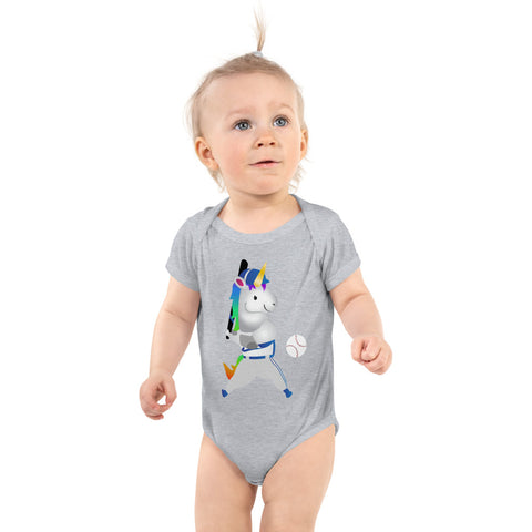 Sovereign Lil' Slugger Infant Bodysuit