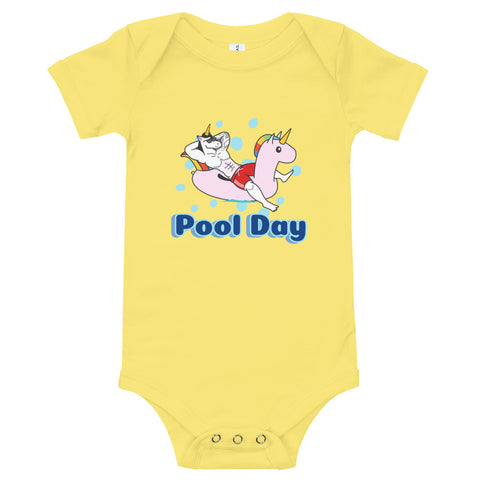 Unicorn Pool Day Onesie by #unicorntrends
